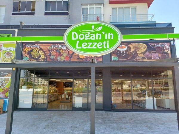 Doğan'ın Lezzeti Gülşehir yolu üzerine yeni şubesini açtı