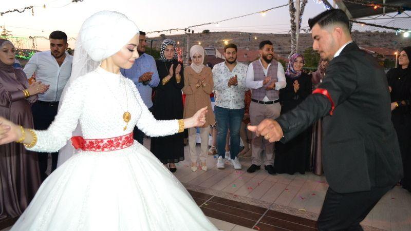 Başkan Yılmaz'ın oğlu evlendi