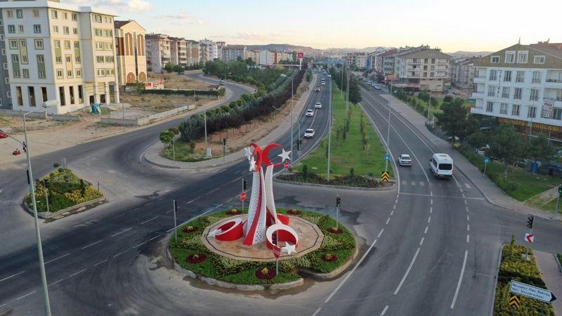 Nevşehir için 5 günlük hava durumu