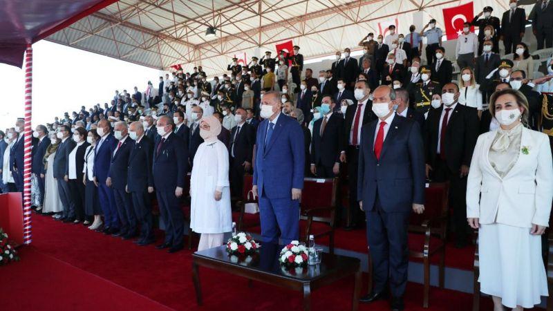 Vekil Açıkgöz Kıbrıs'ta
