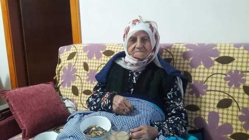 Nevşehir 101 yaşında ki çınarı kaybetti