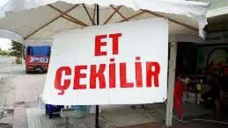Nevşehir'de et çekme ücretleri çıldırttı