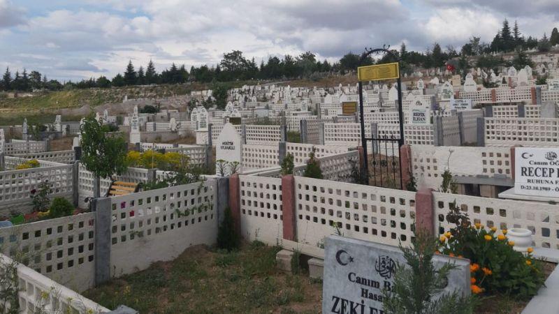 Nevşehir'de bugün vefat edenler…