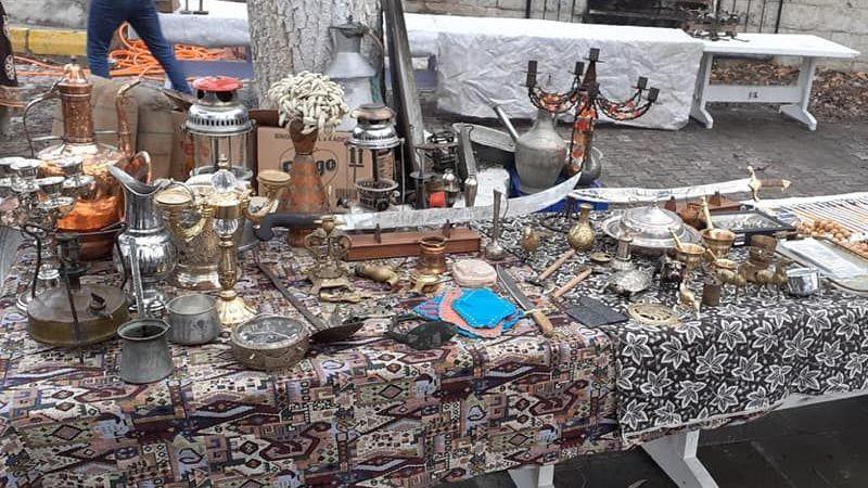 Antikacılar Ortahisar'a akın ediyor