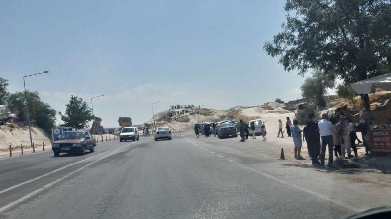 Kapadokya'da bayram yoğunluğu kalmadı