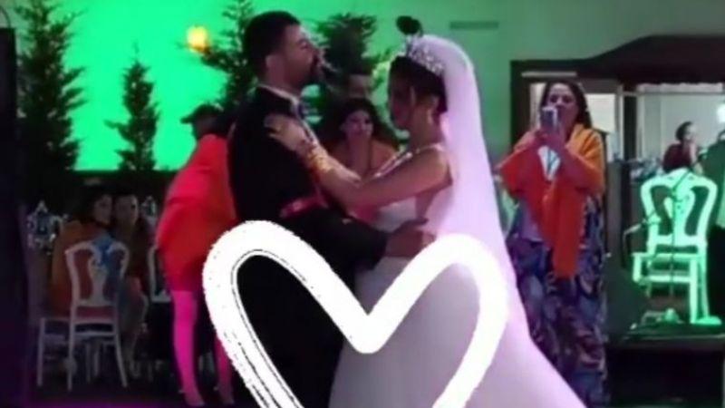 Zeynep ve Hasancan için dillere destan düğün