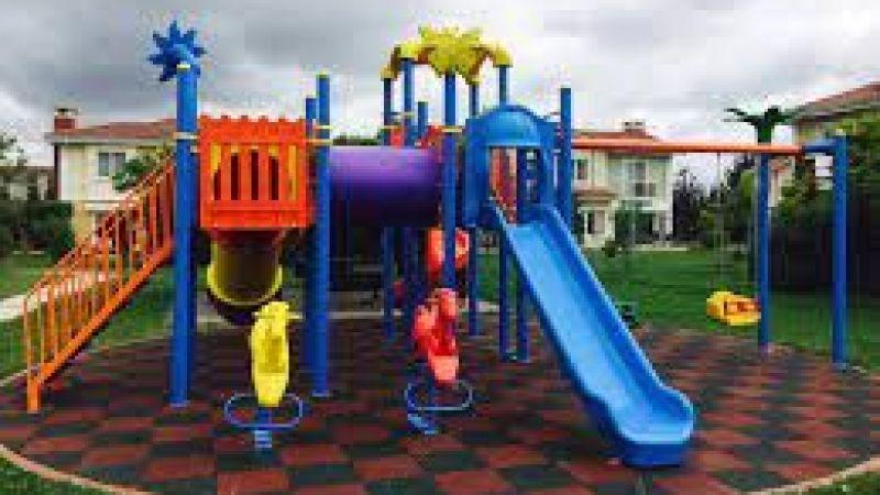 Ürgüp belediyesi çocuk oyun grubu malzemesi alacak