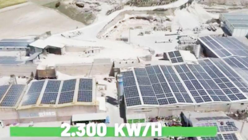 Blok Bims artık doğal enerji kullanacak