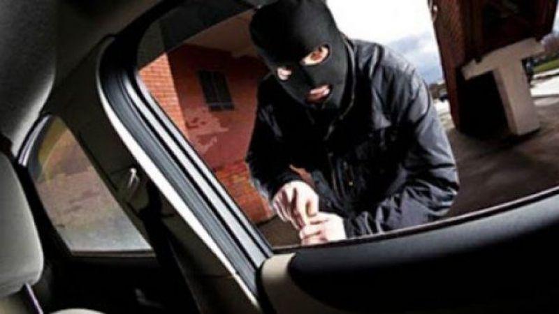 Nevşehir'de araç hırsızları yakalandı