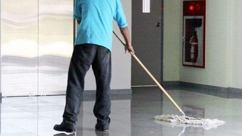 5 temizlik görevlisi alınacak