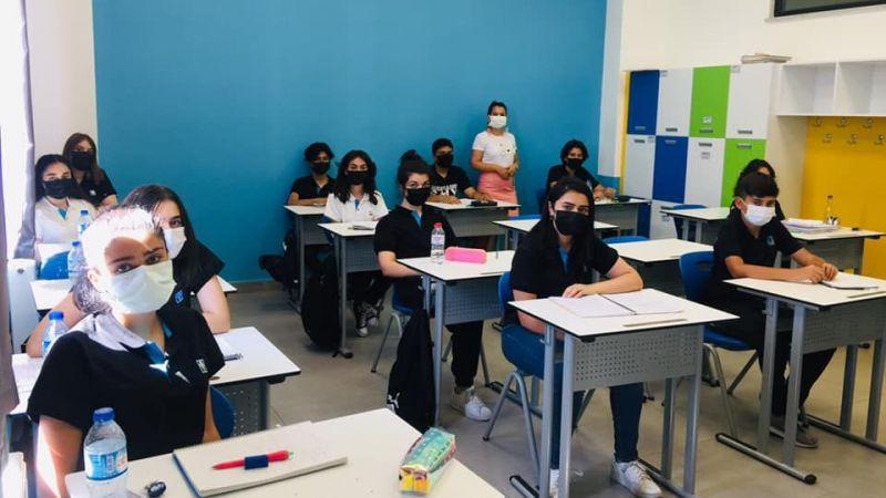 Simya Koleji telafi eğitimleri yapılıyor