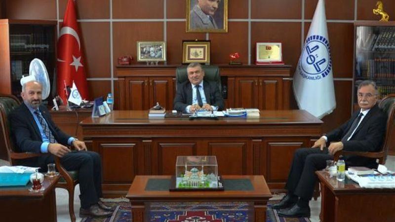 DİB Daire Başkanı Nevşehir'de