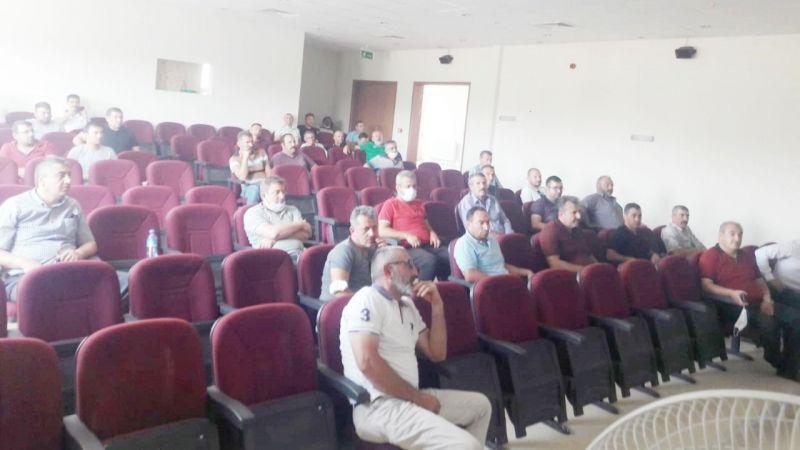 Halk Eğitim, kredi yurtlarda  personellere  yönelik  5 kurs açtı