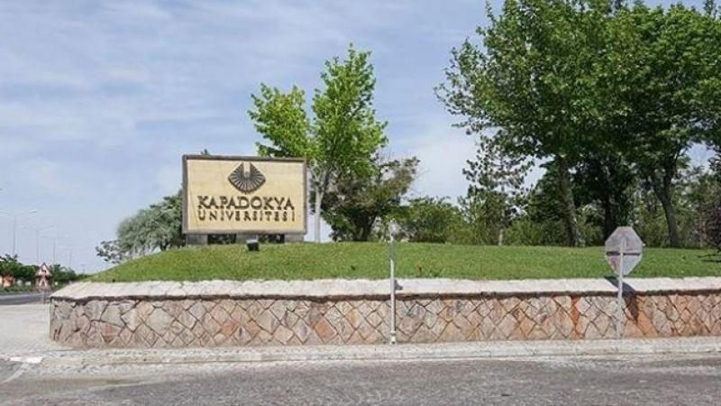 Kapadokya Üniversitesi güvenlik alınacak