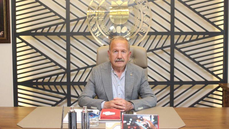 Başkan Salaş'dan Muharrem ayı ve hicri yılbaşı mesajı