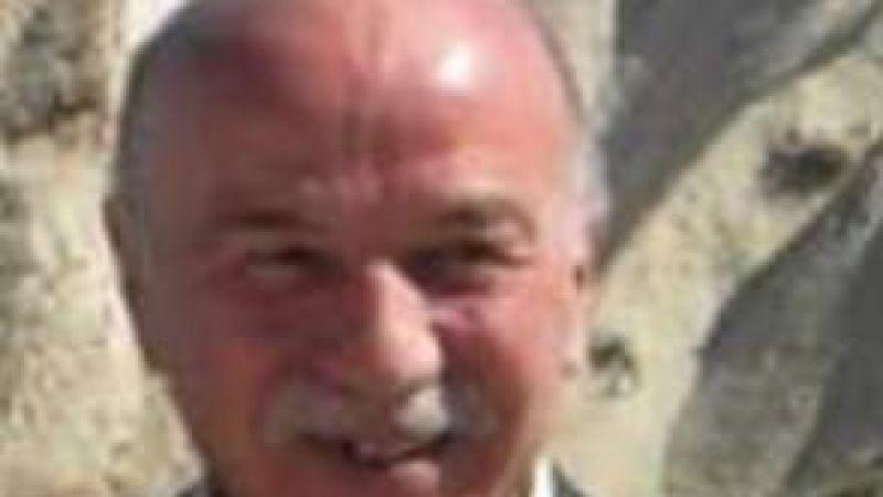 Öğretim görevlisinin babası vefat etti