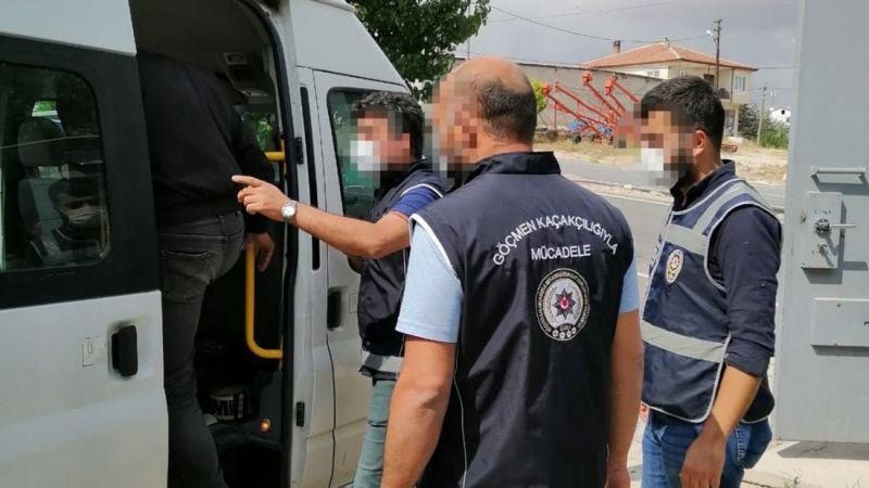 Nevşehir'de organ ticareti yapanlar yakalandı