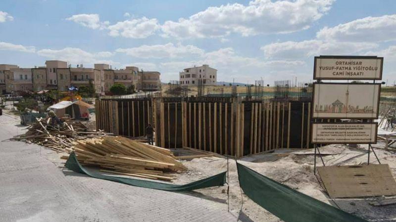 Ortahisar'ı heyecanlandıran inşaat yükseliyor