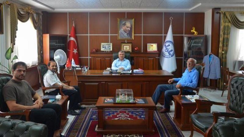 ÇEKUD Başkanı Nevşehir'de