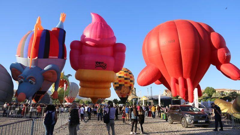 Ürgüp'te balon festivali yapılacak