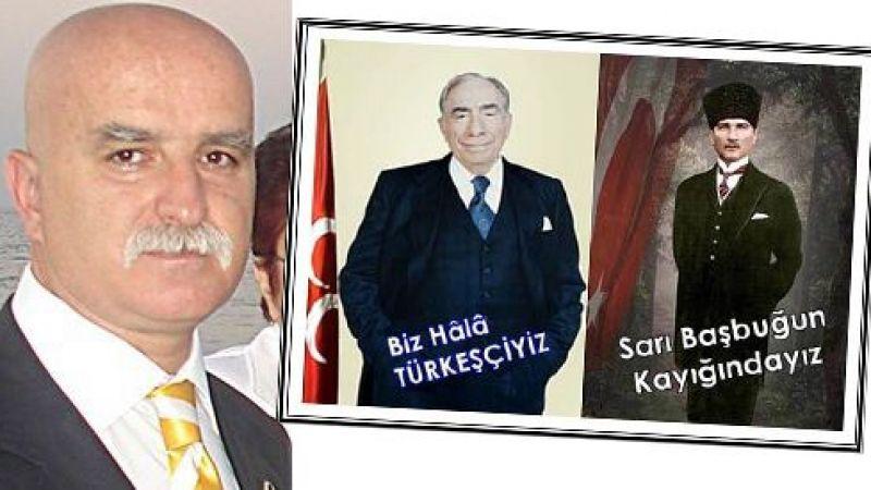 Nazmi Orhan'ın son paylaşımı Atatürk ve Başbuğ oldu