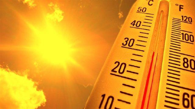 Nevşehir'de sıcaklıklar artıyor