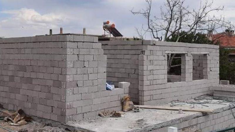 Nevşehir'de 6 ayda 330 bin m2 yapı izni verildi