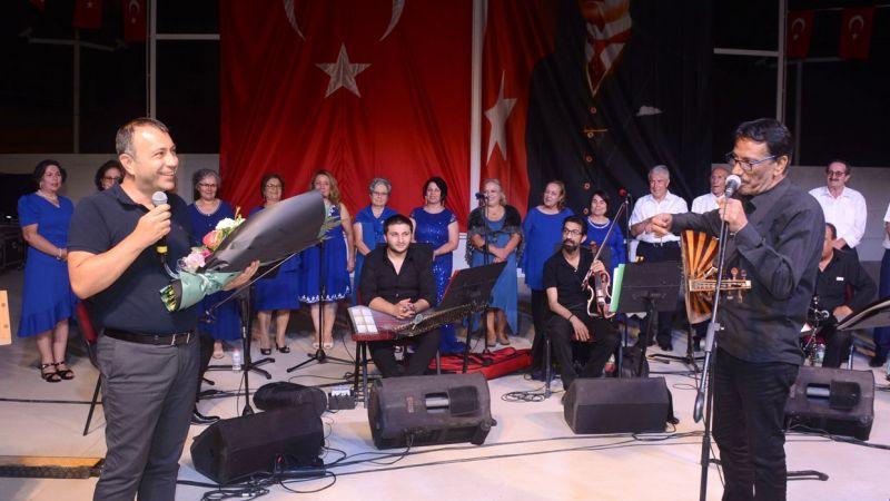 Avanos'ta musiki şölen