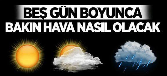 Dikkat, Nevşehir'de sıcaklıklar artacak!