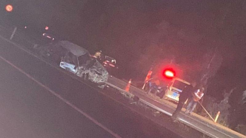Avanos yolunda feci kaza: 2 yaralı