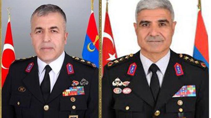 Nevşehir İl Jandarma komutanı değişti