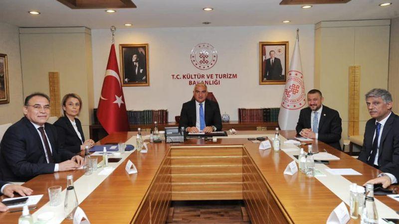 Nevşehir heyetinden Ankara çıkartması