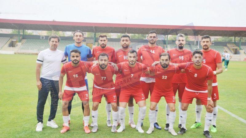 Nevşehir Belediyespor 3-3 berabere kaldı