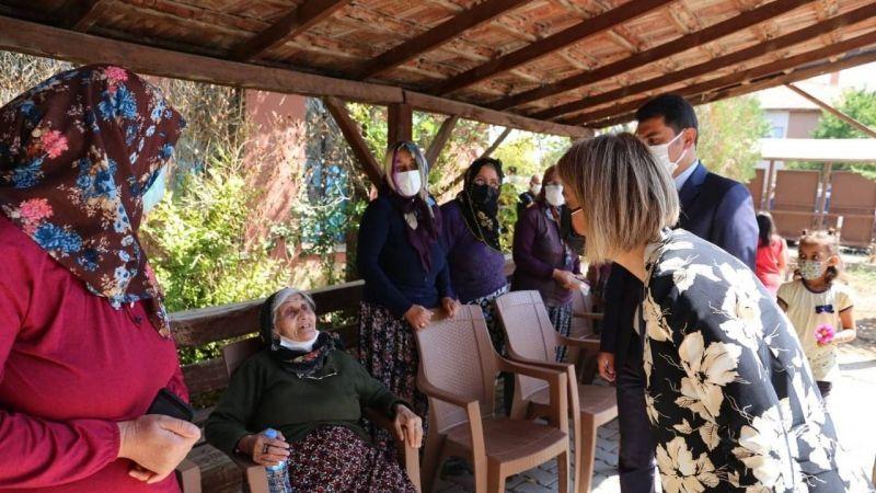 Vali Becel, köylülerin sorunlarını dinledi