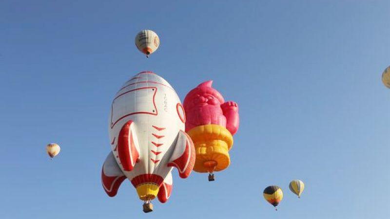 Bu hesabı takip edene balon turu hediye!