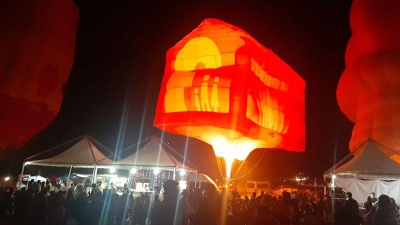 Balon Festivali patlattı!