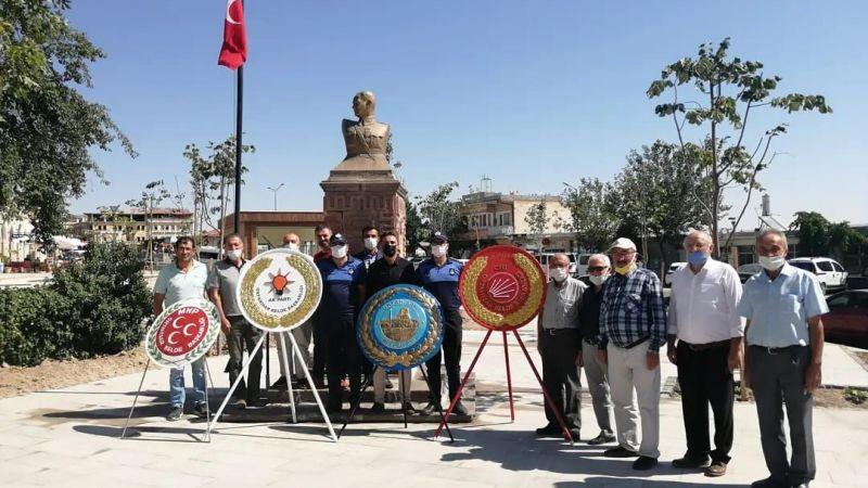 Ortahisar'da 30 Ağustos Zafer Bayramı kutlandı