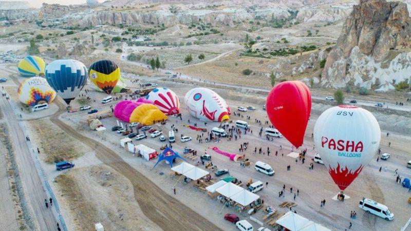 500 kişiye ücretsiz balon turu hediye!