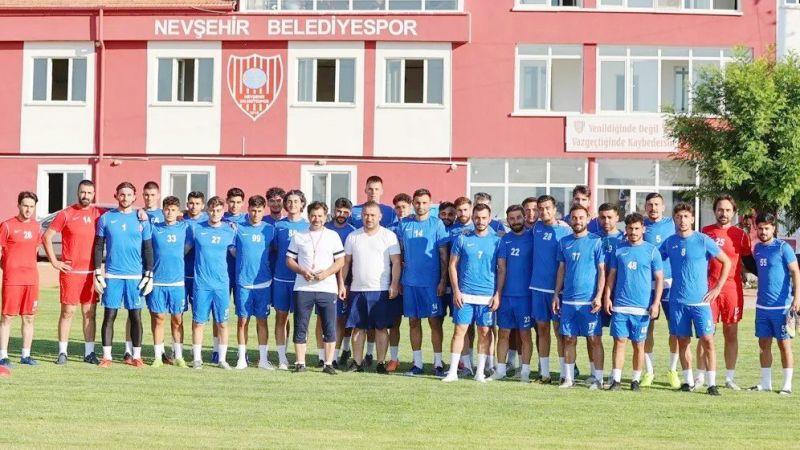 Nevşehir Belediyespor'un ilk rakibi Başkent Gözgözler