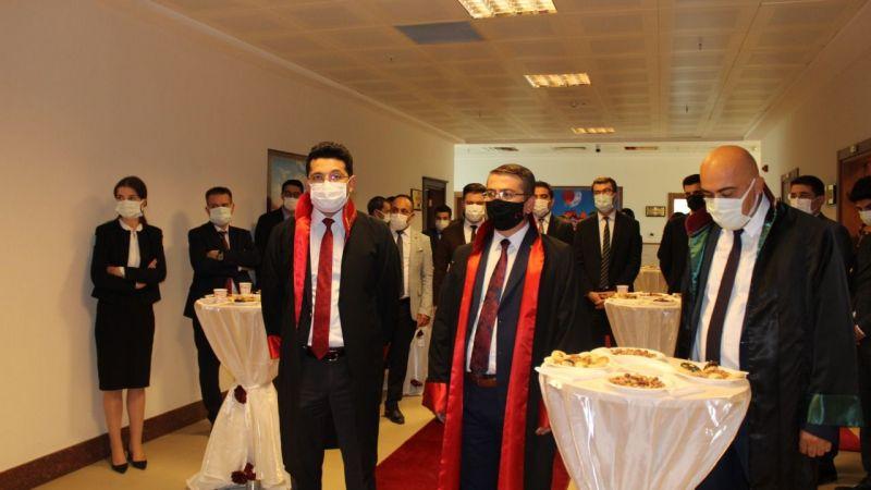 Adli Yıl açılış töreni yapıldı