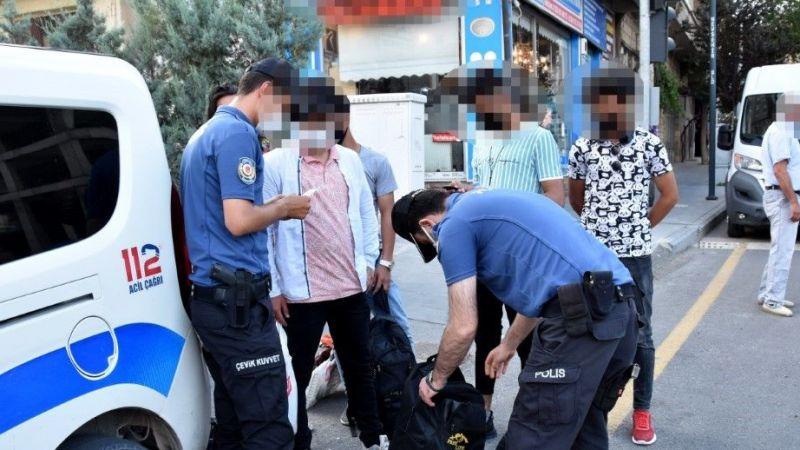 Nevşehir'de Suriye ve Afgan uyruklulara adli işlem
