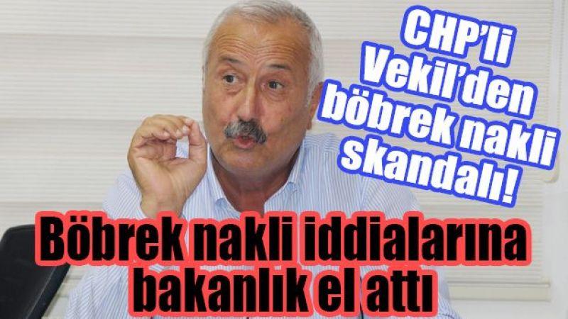 Böbrek skandalına bakanlık el attı!