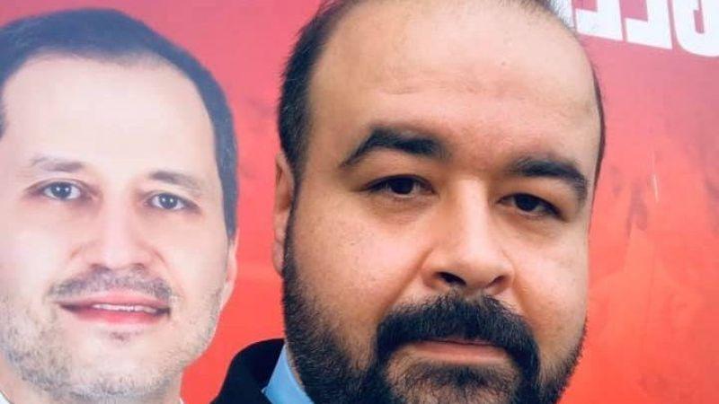 Yeniden Refah Partisi İl Başkanı'nın acı günü