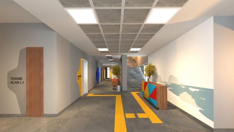 İki kurum binası yenileniyor