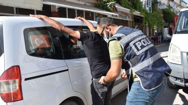 Nevşehir'de aranan 9 şahıs yakalandı