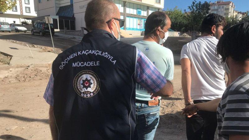 Yabancı uyruklu 7 şahıs sınır dışı edildi