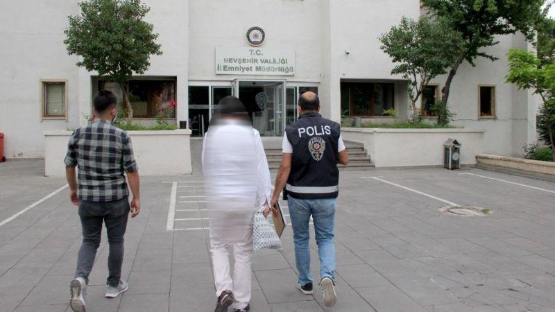 Kesinleşmiş hapis cezası ile aranan iki şahıs yakalandı
