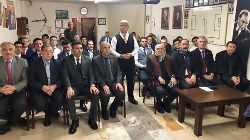 Nevşehir İl Hakem Kurulu Başkanı atandı