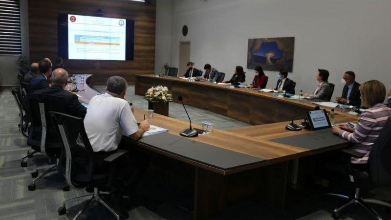 Nevşehir'de üniversite güvenlik toplantısı yapıldı