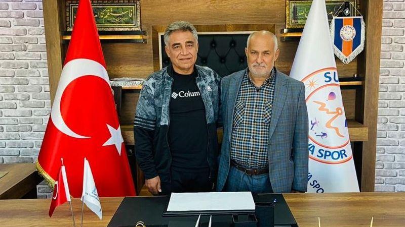 Suvermez Kapadokyaspor teknik heyet belli oldu